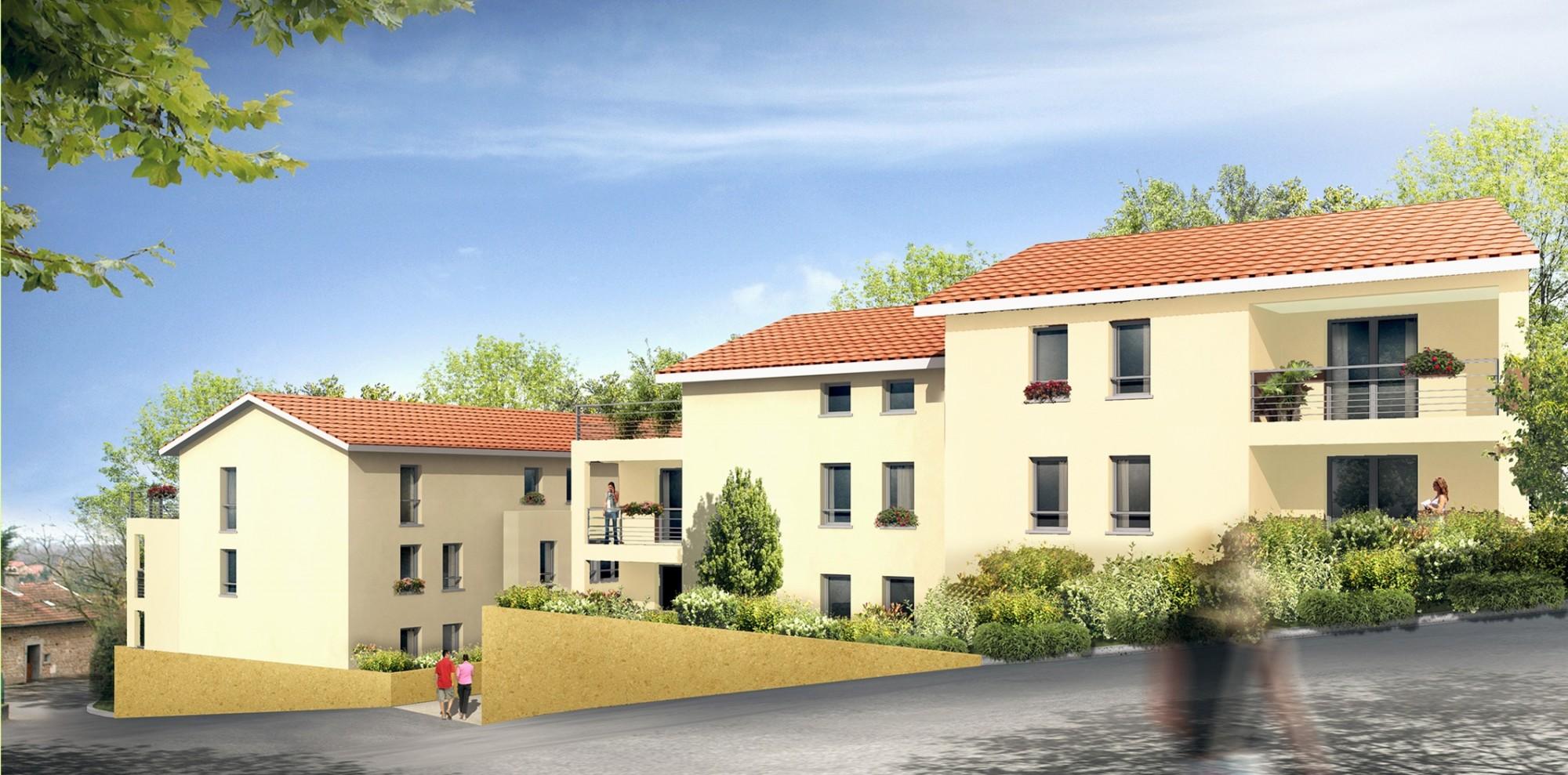 Promotion immobilière programme neuf terrain à vendre Lyon