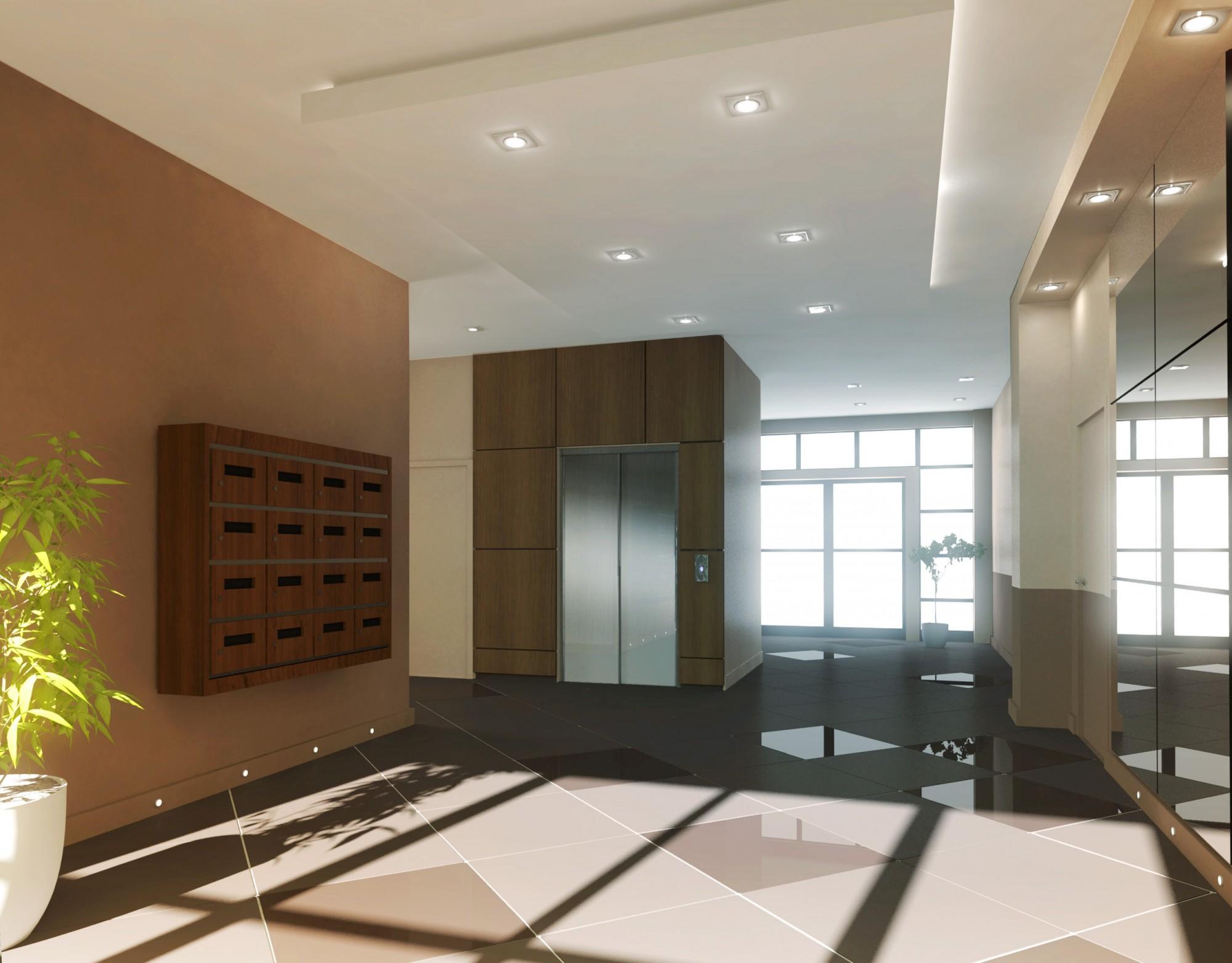 Plateau à aménager pour immobilier d'entreprise sur Lyon