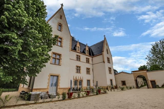 Propriété historique Lyon - Vente de plateaux à aménager