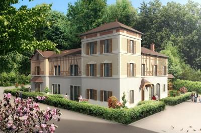 Caluire et Cuire Lyon bâtiments de France
