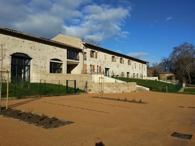 Programme immobilier rénovation réhabilitation Bâtiment de France