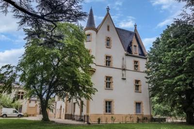 APRES RESTAURATION château maison de maître réhabilitation Sainte Foy les Lyon