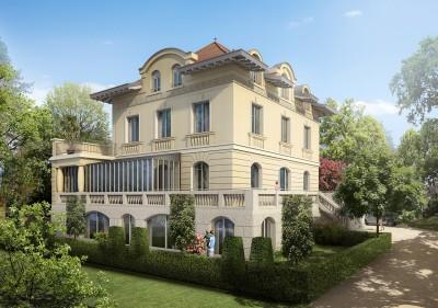 Propriété de charme à St Didier au Mont d'Or La Villa Floritia