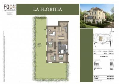 Appartement T4 à Saint Didier au Mont d'Or