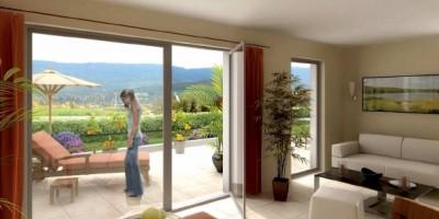 Programme immobilier neuf haut de gamme Lyon