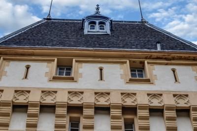 Rénovation haut de gamme de propriété historique